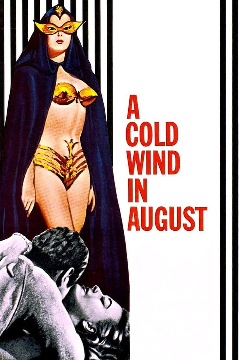 A Cold Wind in August Poster