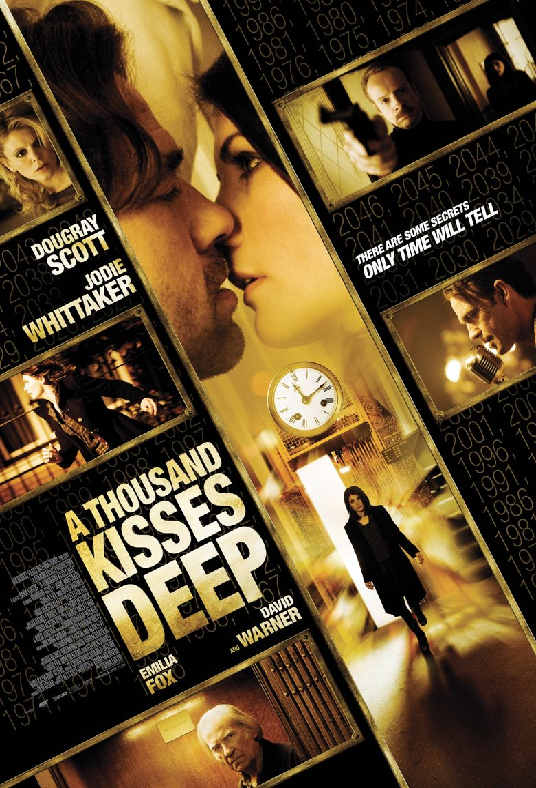 A Thousand Kisses Deep Poster