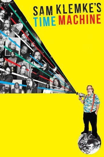 Sam Klemke's Time Machine Poster