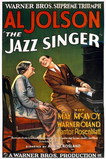 Watch The Jazz Singer