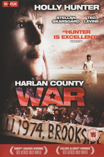Harlan County War Poster