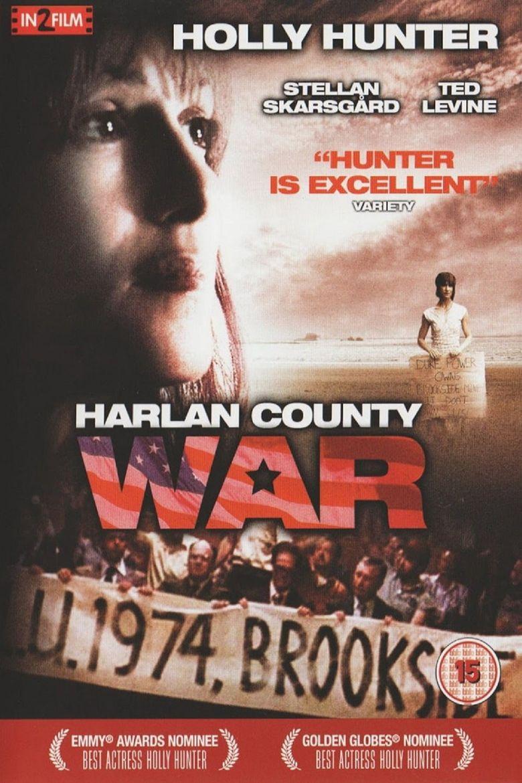 Harlan County War Poster