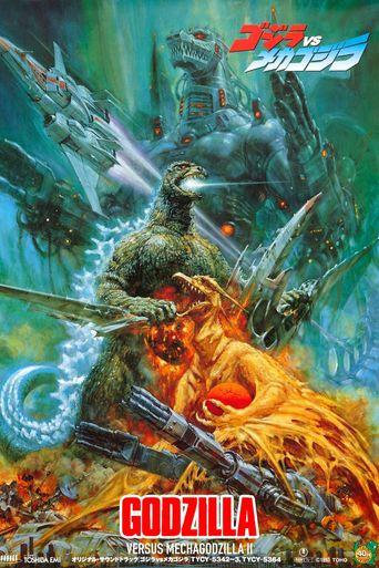 Godzilla vs. Mechagodzilla II Poster