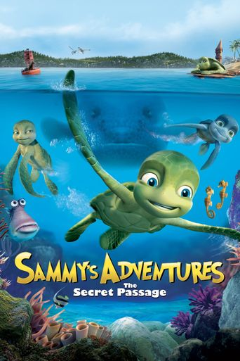Watch A Turtle's Tale: Sammy's Adventures