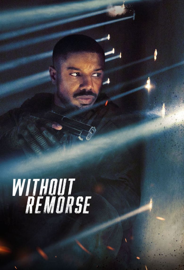 Without Remorse Poster