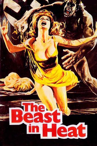 The Beast in Heat Poster