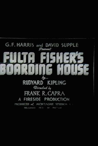 Fultah Fisher's Boarding House Poster