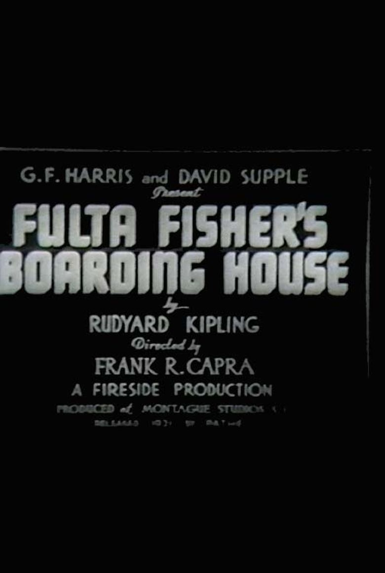 Fultah Fisher's Boarding House Poster