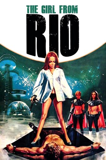 The Girl from Rio Poster