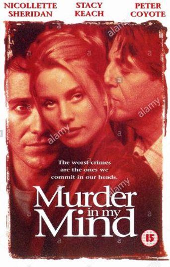 Murder in My Mind Poster
