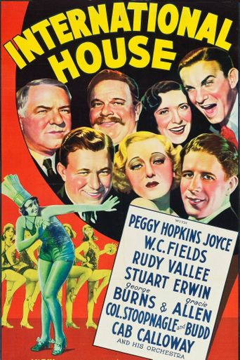 International House Poster
