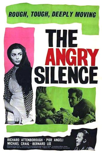 The Angry Silence Poster