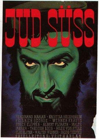 Jew Süss Poster