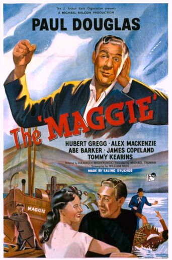 The 'Maggie' Poster