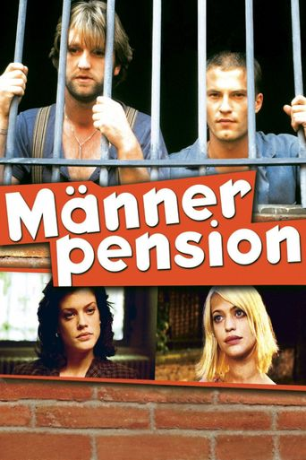 Männerpension Poster