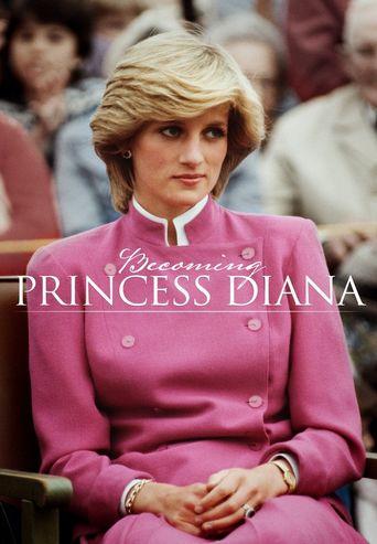 Becoming Princess Diana Poster