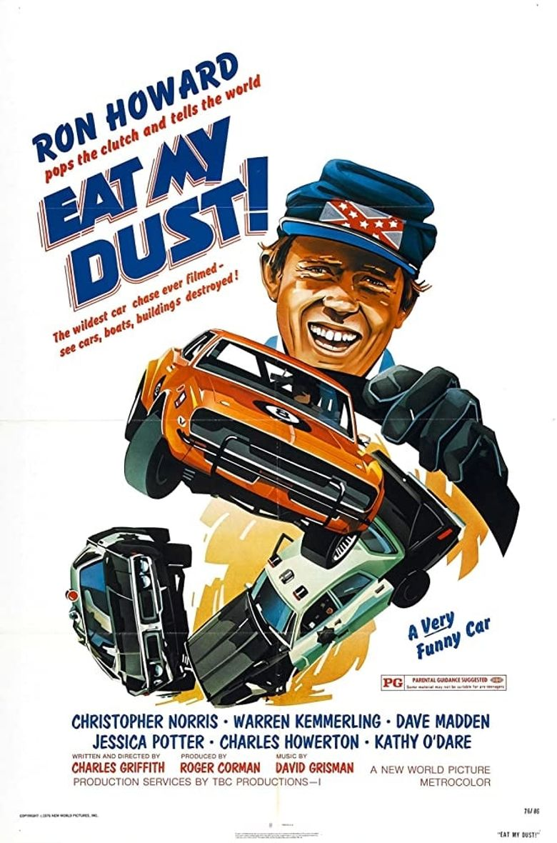 Eat My Dust Poster