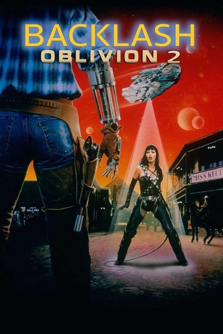 Oblivion 2: Backlash Poster