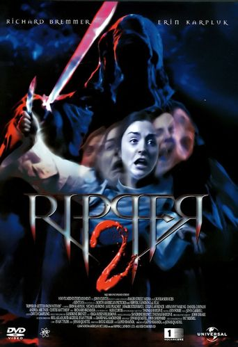 Ripper 2: Letter from Within Poster