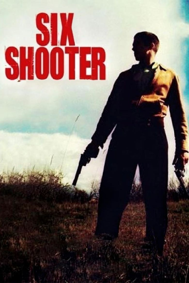 Six Shooter Poster