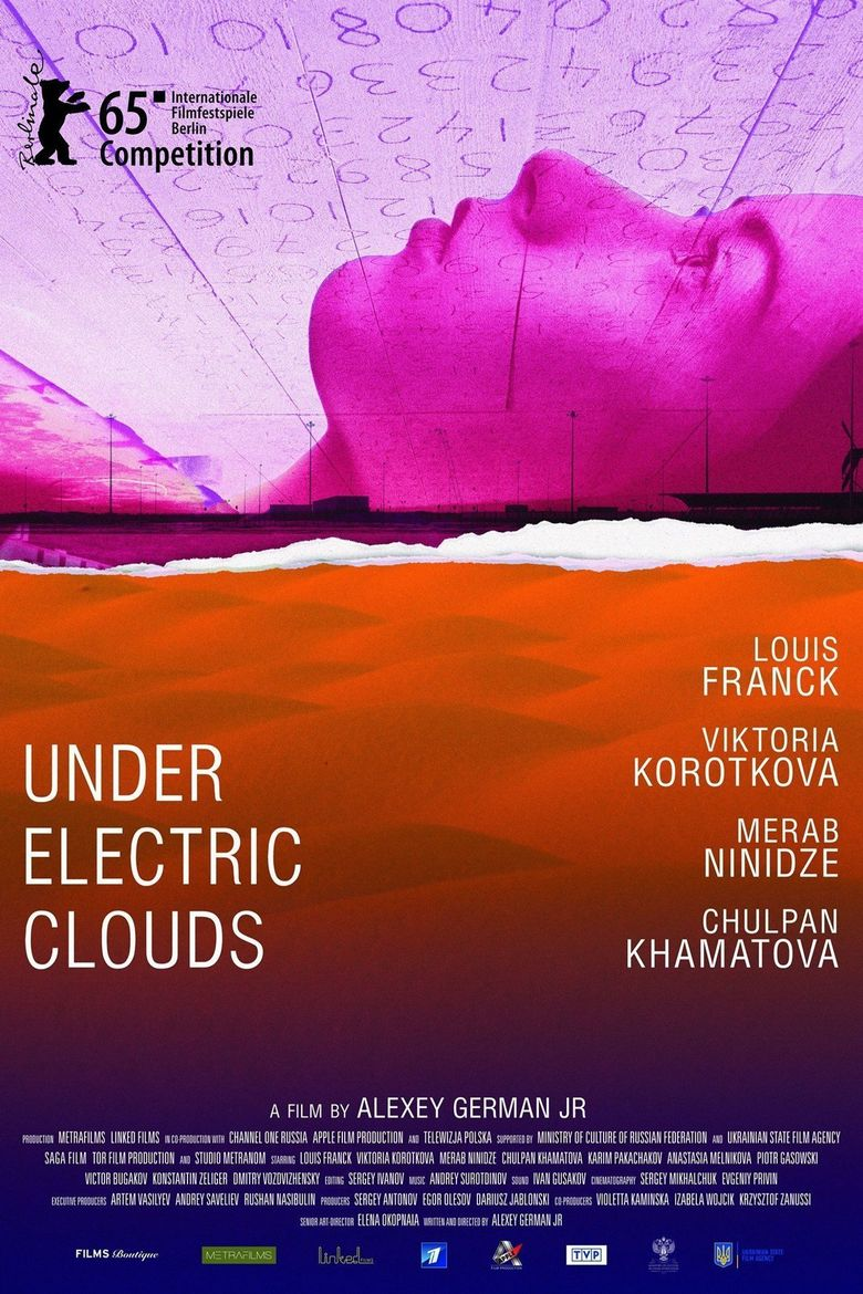 Under Electric Clouds Poster