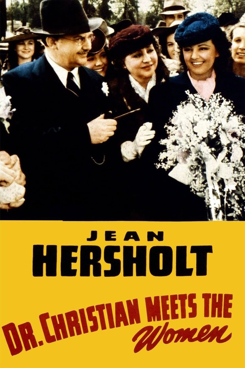 Dr. Christian Meets the Women Poster