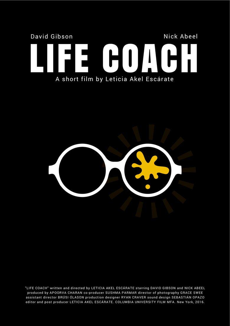Life Coach Poster