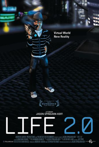 Life 2.0 Poster