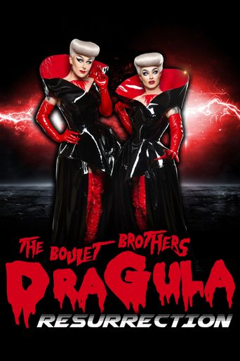 The Boulet Brothers' Dragula: Resurrection Poster