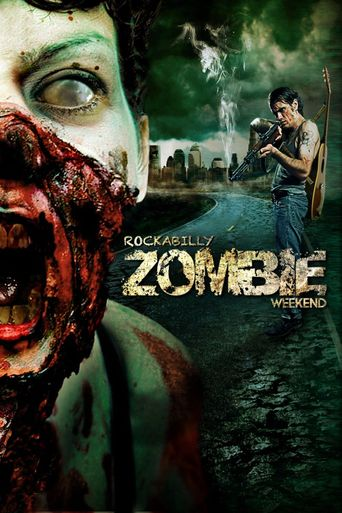 Rockabilly Zombie Weekend Poster