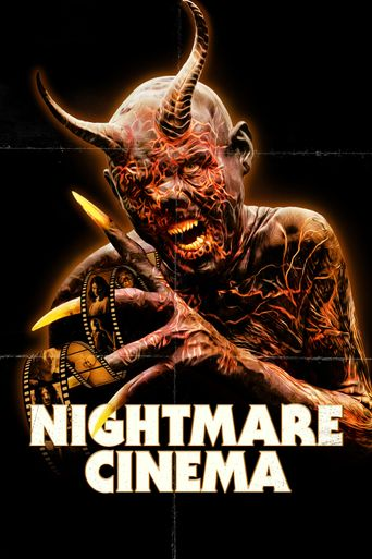 Nightmare Cinema Poster