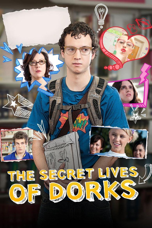 The Secret Lives of Dorks Poster
