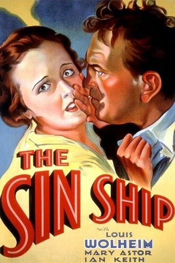 The Sin Ship Poster