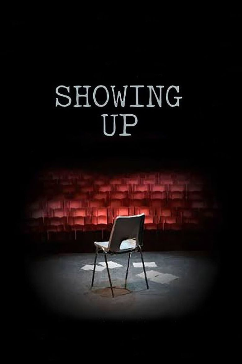 Showing Up Poster
