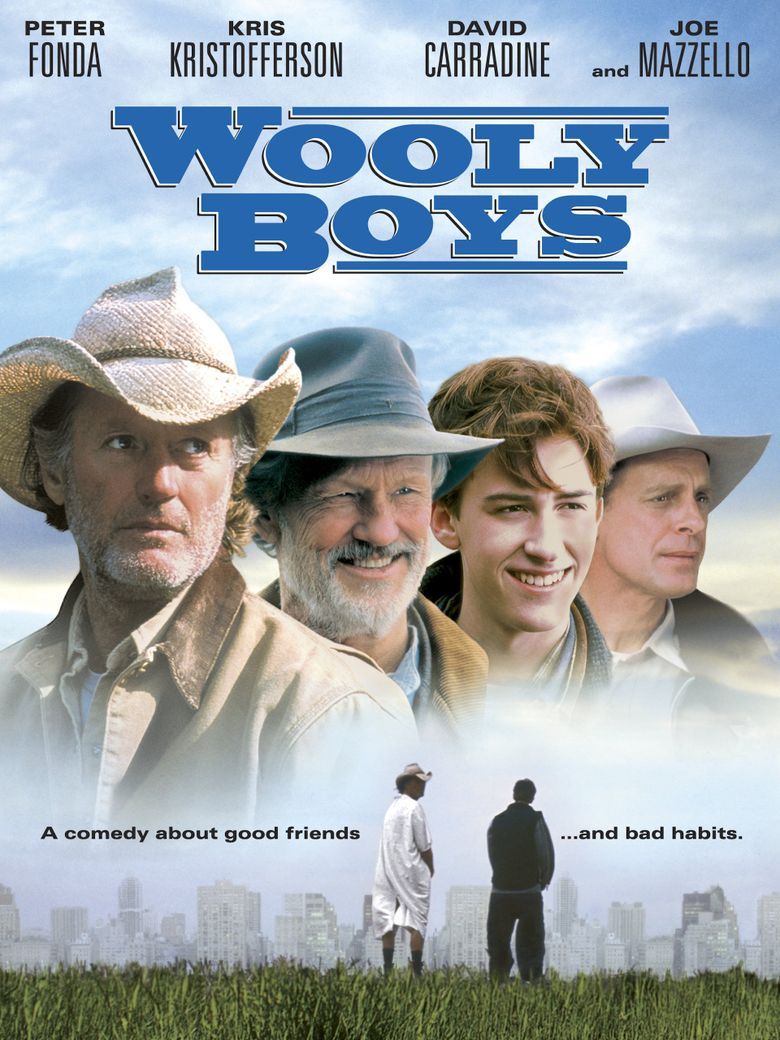 Wooly Boys Poster