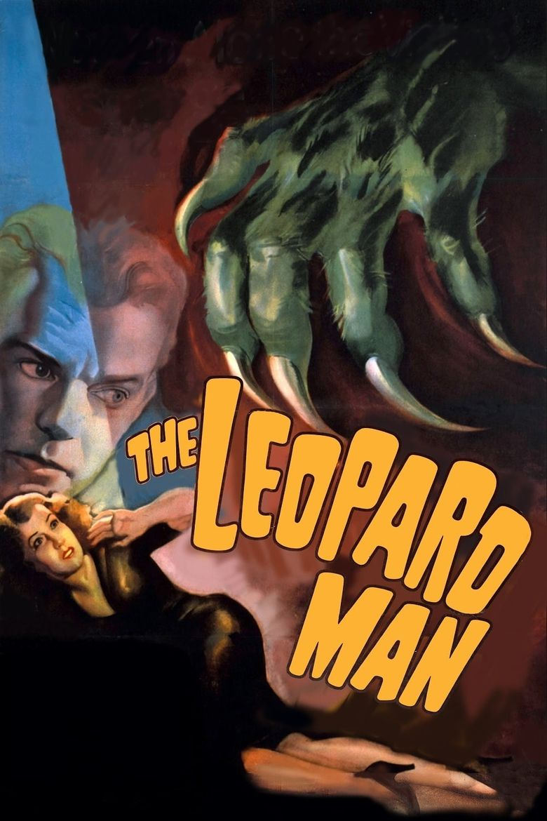 The Leopard Man Poster