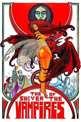 The Shiver of the Vampires Poster