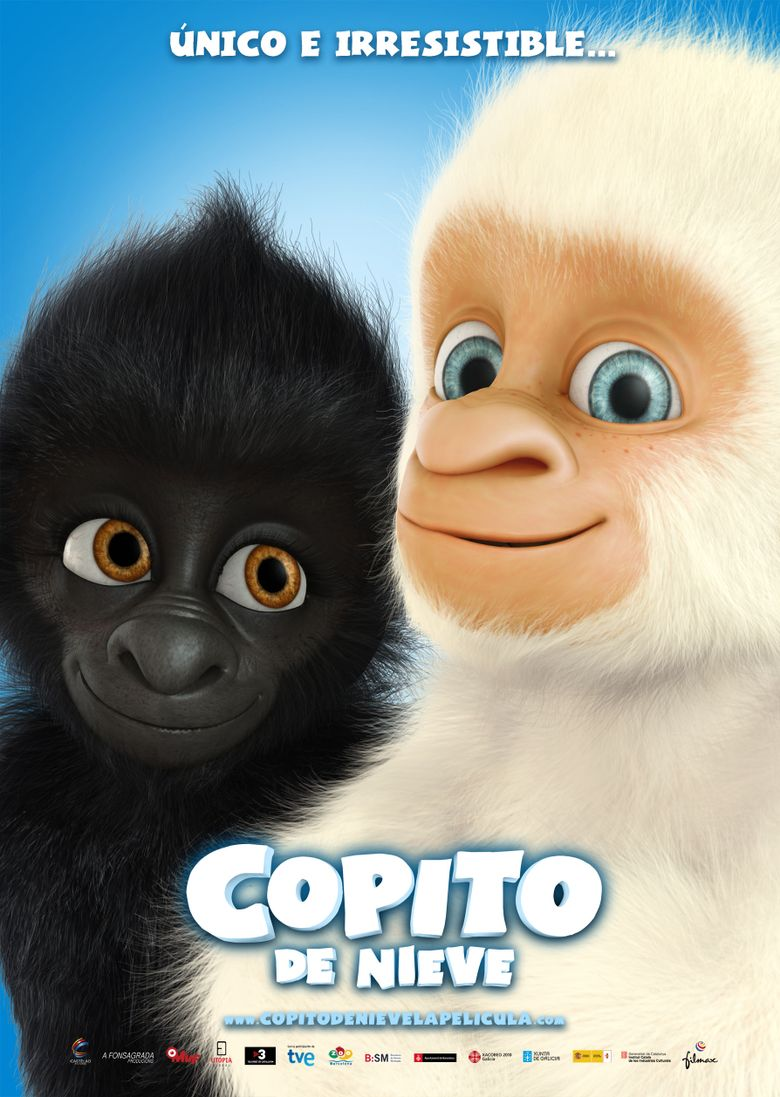 Snowflake, the White Gorilla Poster