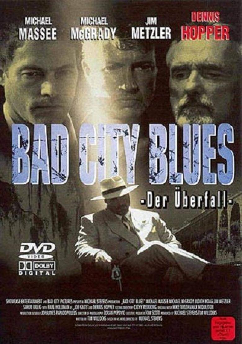 Bad City Blues Poster