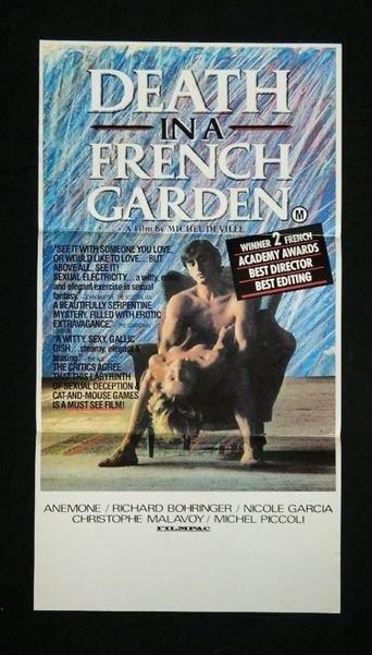 Death in a French Garden Poster