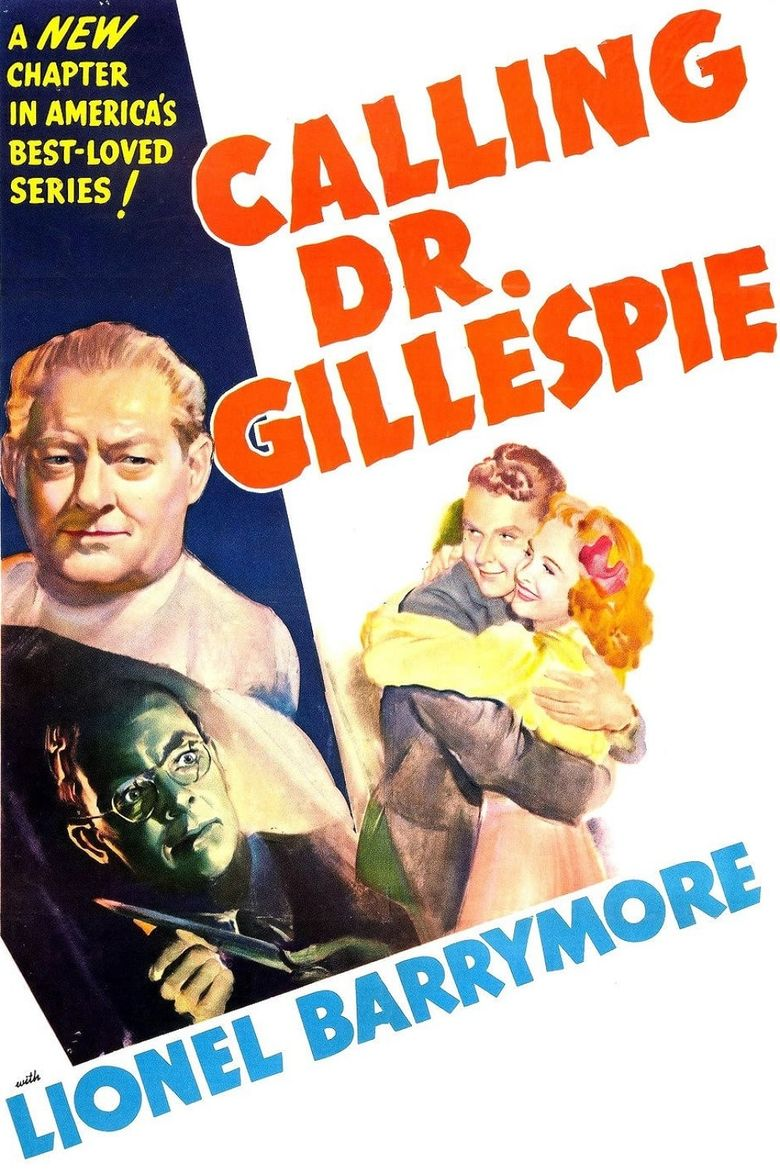 Calling Dr. Gillespie Poster
