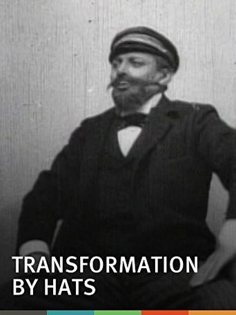 Transformation by Hats Poster