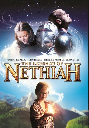 The Legends of Nethiah Poster