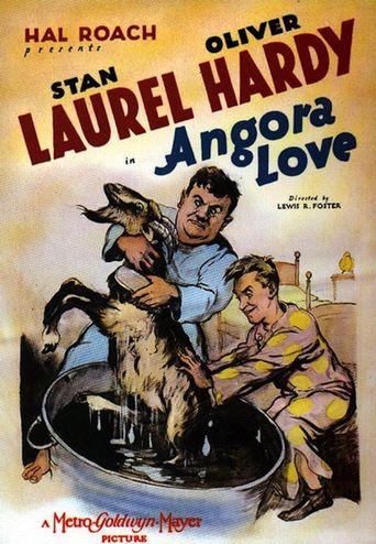Angora Love Poster