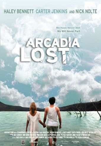 Arcadia Lost Poster