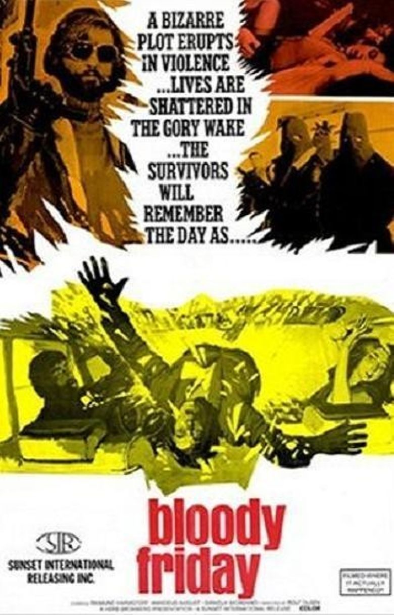Bloody Friday Poster