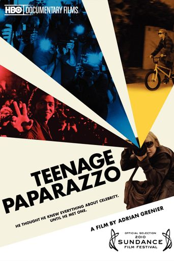 Watch Teenage Paparazzo