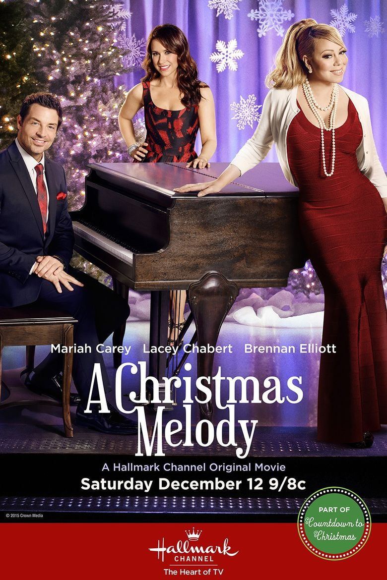 A Christmas Melody Poster