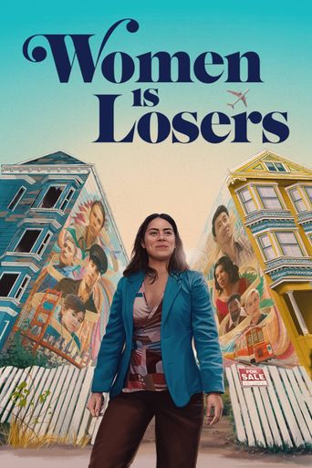 Women Is Losers Poster