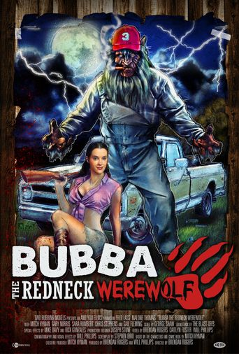 Bubba the Redneck Werewolf Poster